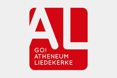 GO! ATHENEUM LIEDEKERKE_LOGO_ROOD - Atheneum Liedekerke